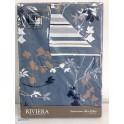 Užvalkalas antklodei BLUE RIVIERA